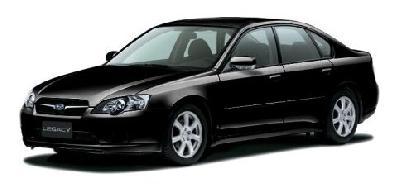 Subaru Legacy 2 0 GT SportShift AWD 2005 Specs