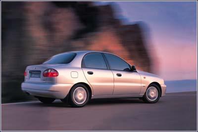 Daewoo Lanos 2005. Pictures. Specs.