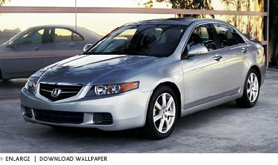 Picture credit: Acura. Send us more 2005 Acura TSX Automatic pictures.