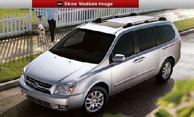 kia sedona 3 5 2006 pictures specs. Black Bedroom Furniture Sets. Home Design Ideas