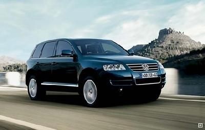 volkswagen touareg 3 0 v6 tdi 2006 pictures specs. Black Bedroom Furniture Sets. Home Design Ideas