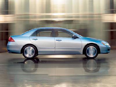 A 2006 Honda Accord