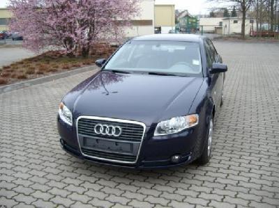 Audi A4 2.0 T 2006. Pictures. Specs.