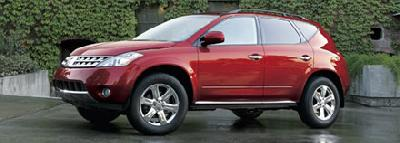 nissan murano 2006 pictures specs. Black Bedroom Furniture Sets. Home Design Ideas