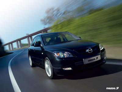 mazda 3 2 0 sport individual 2006 pictures specs. Black Bedroom Furniture Sets. Home Design Ideas