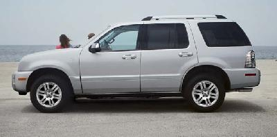 mercury mountaineer awd luxury 4 6 2006 pictures specs. Black Bedroom Furniture Sets. Home Design Ideas