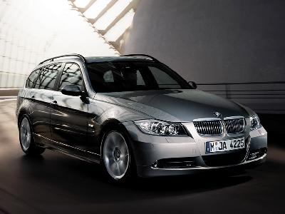 BMW 325i Touring 2006. Pictures. Specs.
