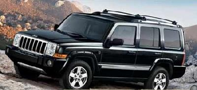 Amazing A 2006 Jeep Commander