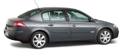 Renault Megane Interior 2006 a 2006 Renault Megane