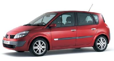 renault scenic i privilege 2 0 automatic 2006 pictures specs. Black Bedroom Furniture Sets. Home Design Ideas