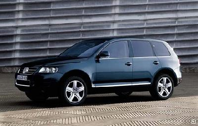 volkswagen touareg 5 0 v10 tdi 2006 pictures specs. Black Bedroom Furniture Sets. Home Design Ideas