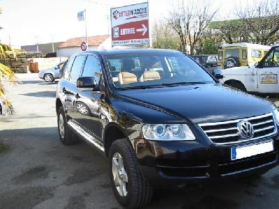volkswagen touareg 2 5 r5 tdi tiptronic 2006 pictures specs. Black Bedroom Furniture Sets. Home Design Ideas
