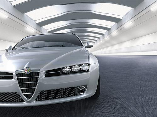 2006 Alfa Romeo 159 3.2 V6 Q4 pictures