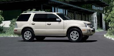mercury mountaineer awd convenience 4 0l 2006 pictures. Black Bedroom Furniture Sets. Home Design Ideas