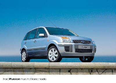ford fusion 1 4 tdci ambiente 2006 pictures specs. Black Bedroom Furniture Sets. Home Design Ideas