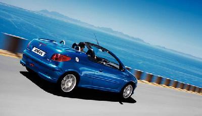 Peugeot 206 1 6 cc coupe cabriolet 2006 pictures specs - Peugeot 206 coupe cabriolet review ...