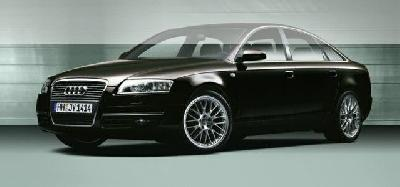 audi a6 2 4 saloon 2006 pictures specs. Black Bedroom Furniture Sets. Home Design Ideas