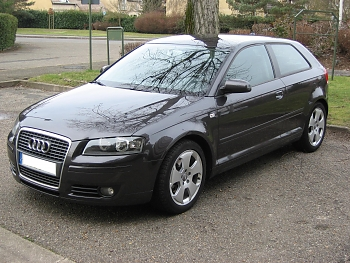 audi a3 1 9 tdi attraction 2006 pictures specs. Black Bedroom Furniture Sets. Home Design Ideas