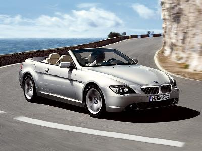 BMW 645Ci Convertible 2006