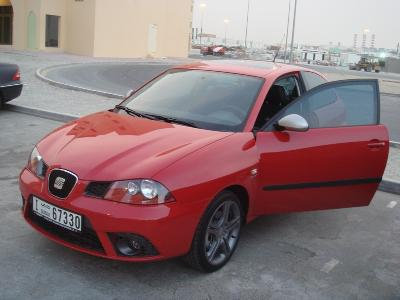 seat ibiza 1 9 tdi cupra 2007 pictures specs. Black Bedroom Furniture Sets. Home Design Ideas