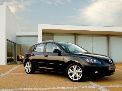 Mazda 3 1.6 Dynamic 2007