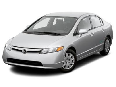 A 2007 Honda Civic