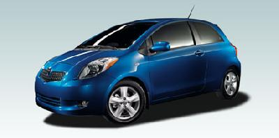 toyota yaris 1 8 ts liftback 2007 pictures specs. Black Bedroom Furniture Sets. Home Design Ideas