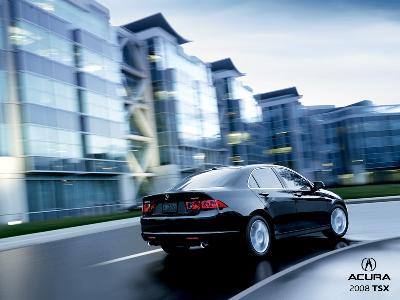 Picture credit: Acura. Send us more 2007 Acura TSX Automatic pictures.