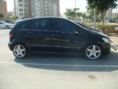 Mercedes-Benz B 200 Turbo 2007