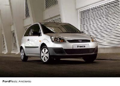 ford fiesta 1 6 tdci ambiente 2007 pictures specs. Black Bedroom Furniture Sets. Home Design Ideas