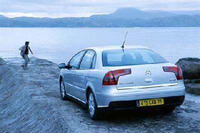 citroen c5 3 0 v6 exclusive 2007 pictures specs. Black Bedroom Furniture Sets. Home Design Ideas