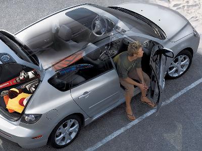 Mazda 3 1.6 Active 2007