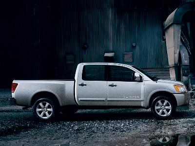 nissan titan king cab xe 4x4 2007 pictures specs. Black Bedroom Furniture Sets. Home Design Ideas