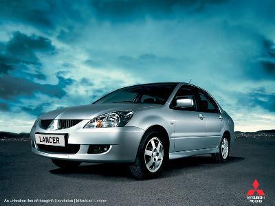 : Mitsubishi. Send us a photo of a 2007 Mitsubishi Lancer 1.6 GLX