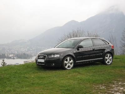 audi a3 2 0 tdi sportback ambitionual 2007 pictures specs. Black Bedroom Furniture Sets. Home Design Ideas