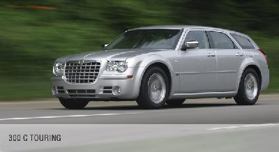 2007 chrysler 300 hemi horsepower