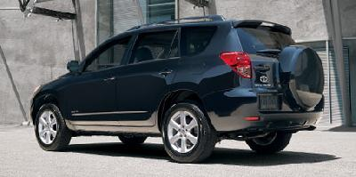 toyota rav4 limited 2007 pictures specs. Black Bedroom Furniture Sets. Home Design Ideas