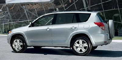 toyota rav4 sport 2007 pictures specs. Black Bedroom Furniture Sets. Home Design Ideas