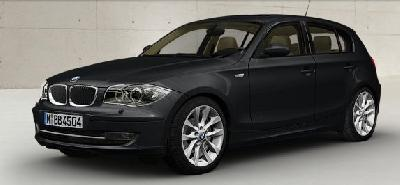 bmw 118i exclusive automatic 2008 pictures specs. Black Bedroom Furniture Sets. Home Design Ideas