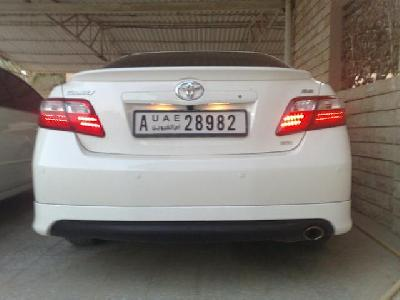 A 2008 Toyota Camry