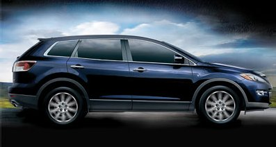 mazda cx 9 touring awd 2008 pictures specs. Black Bedroom Furniture Sets. Home Design Ideas
