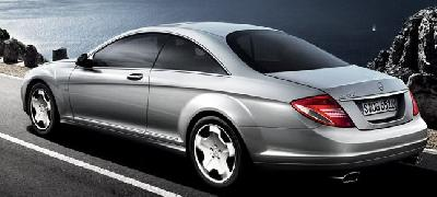 A 2008 Mercedes-Benz CL Series