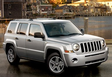 jeep patriot 2 4 limited 2008 pictures specs. Black Bedroom Furniture Sets. Home Design Ideas