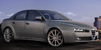 alfa romeo 159 3 2 v6 q4 2009 pictures specs. Black Bedroom Furniture Sets. Home Design Ideas