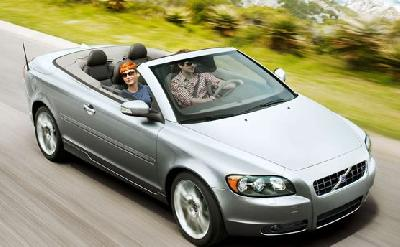 A 2009 Volvo C 70