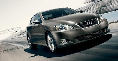 A 2009 Lexus IS