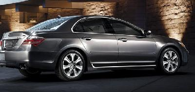 acura rl 2009 pictures specs. Black Bedroom Furniture Sets. Home Design Ideas