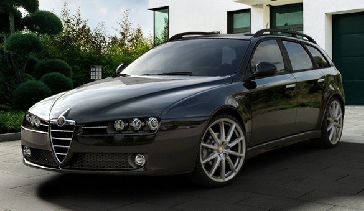 2009 alfa romeo 159 sw 1 9 jtd pictures. Black Bedroom Furniture Sets. Home Design Ideas
