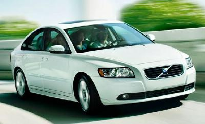 A 2009 Volvo S 40