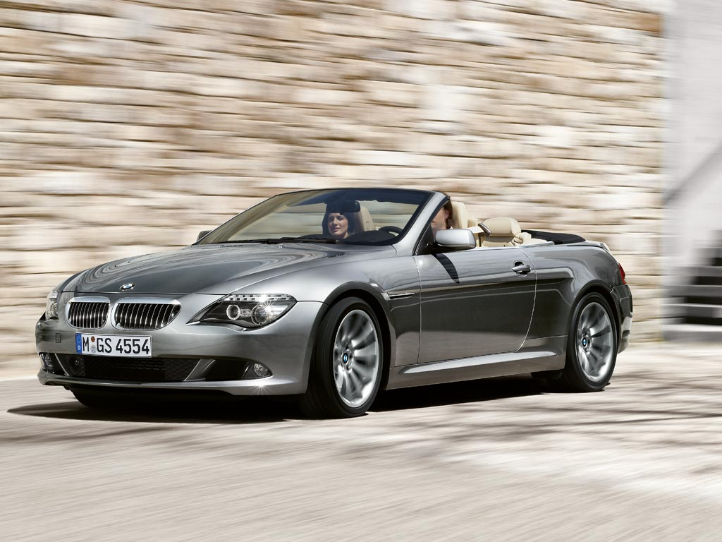 2009 bmw 630i cabriolet pictures. Black Bedroom Furniture Sets. Home Design Ideas